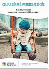 Visuel   Les séparations réunissent l'UNAF et l'association Enfance et Partage