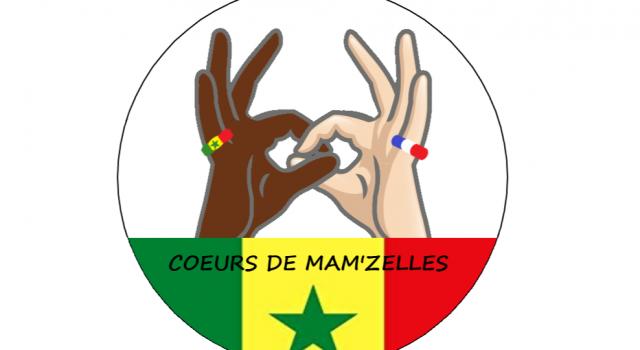 Visuel Enfance et Partage soutient L'association Cœurs de Mam'zelles dans ses missions d'accès au Droit à l'éducation scolaire au Sénégal.